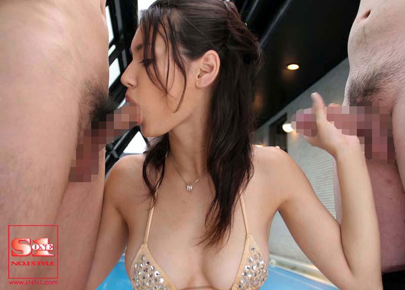 Maria ozawa blow job nude — img 3